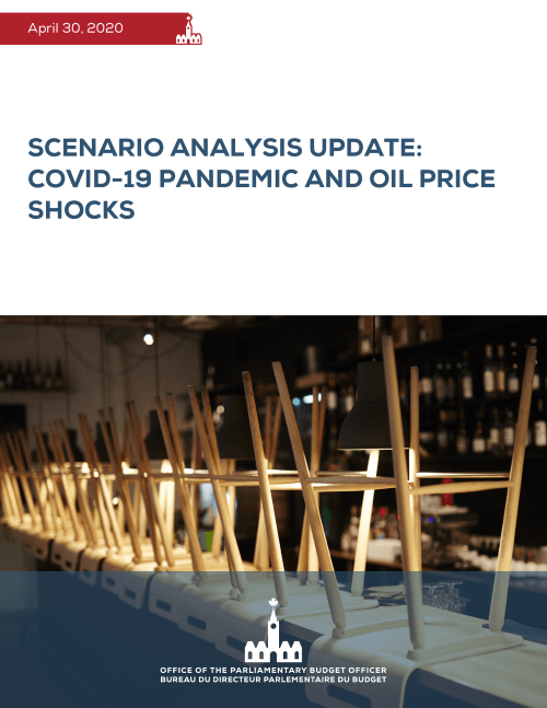 Scenario Analysis Update: COVID-19 Pandemic and Oil Price Shocks
